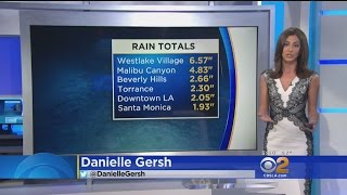 Download Danielle Gersh's Weather Forecast (Feb. 18) Video