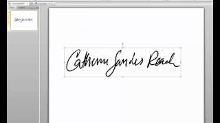 Download How to... Create a Transparent Signature Stamp for Adobe Acrobat X Video