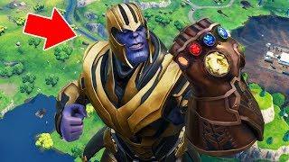 Download ME CONVERTÍ EN THANOS !! (Avengers: Infinity War) - Fortnite Video