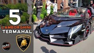 Download Mobil Mewah! 5 MOBIL LAMBORGHINI TERMAHAL DI DUNIA Video