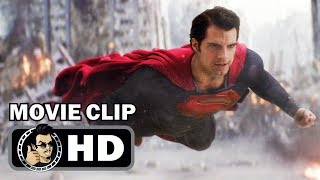 Download MAN OF STEEL Clips + Trailer (2013) Henry Cavill Video