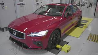 Download VOLVO S60 (2019) Ready to fight Audi A4 Video