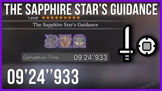 Download MHW - The Sapphire Star's Guidance SnS Solo [9'24″933] Video