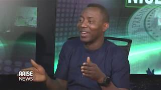 Download NANS cannot 'give' President Buhari 20 Million votes - it's a Scam - Sowore Video