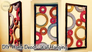 Download Diy Unique Wall Hanging | Wall Hanging Craft Ideas | diy wall decor | Wall hanging ideas Video