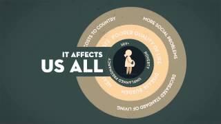 Download UNICEF: Adolescent Health nonprofit explainer video Video