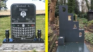 Download Funny And Creative Tombstones That Actually Exist Video