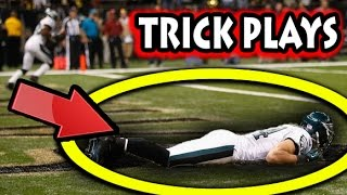 Download Greatest Trick Plays in Football History (Part 3) Video