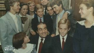 Download Fr. Paul Scalia on his father's judicial approach Video
