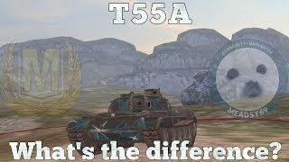 Download WOTB: T55A | What's the difference? Video