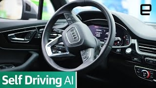 Download Audi and NVDIA self driving AI: First Look Video