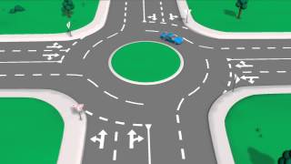 Download Road rules: roundabouts Video