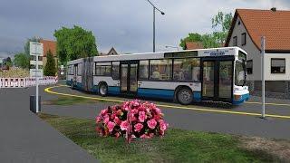 Download OMSI 2 - Szombathely 3.0 - Line 27: Vasútállomás - Parkerdő lakópark Video