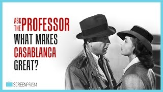 Download What's So Great About Casablanca? Ask a Film Professor. Video