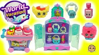 Download Shopkins Season 8 World Vacation Petite Sweets + Precious Jewels Exclusive Playsets Video