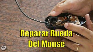 Download Reparar Rueda del Mouse (limpiar sensor de Scroll) Video