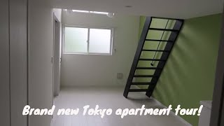 Download Brand New Tokyo Apartment Tour (2018) Video