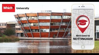 Download Study in Nottingham | Which? University Video
