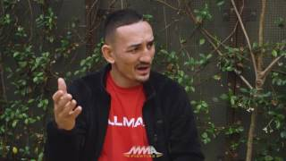 Download Max Holloway UFC 212 Media Lunch Scrum - MMA Fighting Video