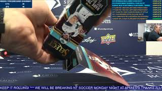Download 2017 Panini Select Football & 2018 Classics Football 2 Box Break For Timothy V. Video