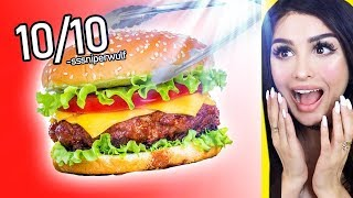 Download Can you make the PERFECT hamburger? (part 2) Video