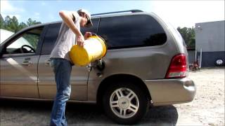 Download Ford Freestar Junkyard Start Video