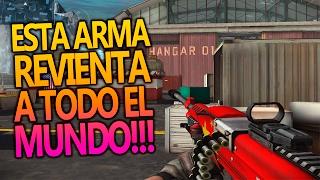 Download ESTA ARMA REVIENTA A TODOS!! | Modern Combat 5 Video