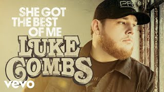 Download Luke Combs - She Got the Best of Me (Audio) Video