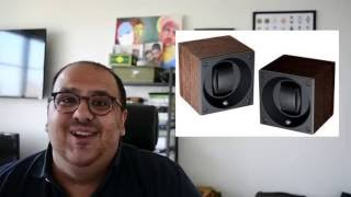 Download Federico Talks Watches - Watch Winders - Are They Necessary ? Video