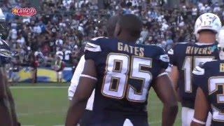 Download Antonio Gates Mic'd Up vs Oakland Video
