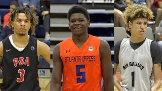 Download Top 15 Players Class of 2019! Feat. Anthony Edwards, LaMelo Ball, Nico Mannion etc! Video