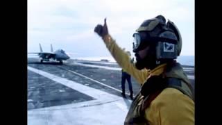 Download Watching An Aircraft Carrier Flight Deck Is Like A Ballet Video