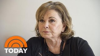 Download Roseanne Barr Speaks Out After Show Is Cancelled, New Spinoff Without Her Announced | TODAY Video