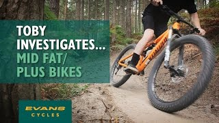 Download Mid fat? Plus bike? Why should I buy one?.. Toby Investigates Video