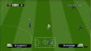 Download Winning Eleven UEFA 2012 on ePSXe 1.7.0 - Playstation (PSOne) Emulator Video