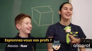 Download Vox pop Alloprof : La techno à l'école Video