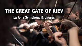 Download The Great Gate of Kiev - La Jolla Symphony and Chorus Video