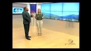Download Previsão do Tempo com Talita Carvalho - Loirinha do Tempo da TV Vitória Video