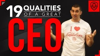 Download 19 Qualities of a Great CEO Video