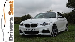Download BMW 2 Series Coupe 2017 Review | Driver's Seat Video