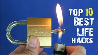Download Top 10 Best life Hacks Video