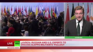 Download Syrian Army suspends active military operation in Aleppo – Russian FM Video