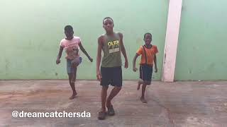 Download Shaku Shaku Dance Tutorial - Ikorodu Talented Kids ( Dream Catchers) Video
