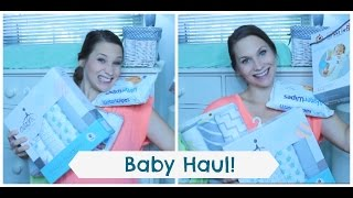 Download Baby Haul - Gender Neutral - Everything I Need for Baby #3! Video