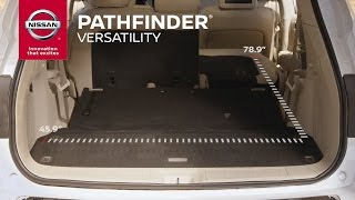 Download 2017 Nissan Pathfinder | Cargo Versatility Video