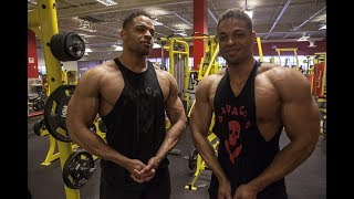 Download Bodybuilding Chest Workout @hodgetwins Video