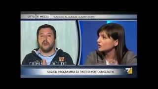 Download Salvini Vs Serracchiani - uno a zero e palla al centro! Video