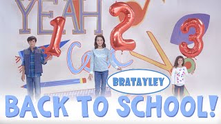 Download Back-to-School 2015 with Bratayley | Fashion Show and School Supply Haul Video