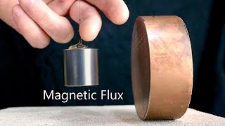 Download Copper's Surprising Reaction to Strong Magnets | Force Field Motion Dampening Video