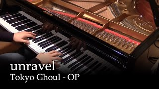 Download Unravel - Tokyo Ghoul OP [piano] Video